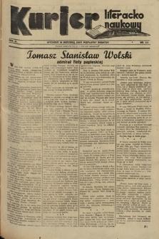 Kurjer Literacko-Naukowy. 1935, nr26