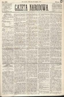 Gazeta Narodowa. 1870, nr319