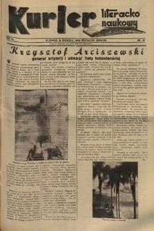 Kurjer Literacko-Naukowy. 1935, nr28