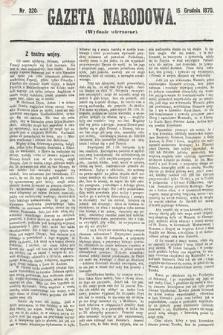 Gazeta Narodowa (wydanie wieczorne). 1870, nr320