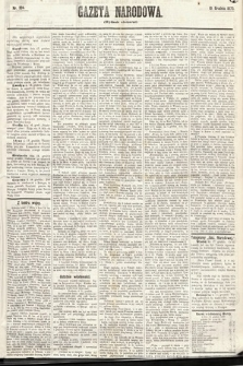 Gazeta Narodowa (wydanie wieczorne). 1870, nr324