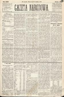 Gazeta Narodowa. 1870, nr328