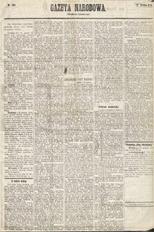 Gazeta Narodowa (wydanie wieczorne). 1870, nr332