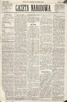 Gazeta Narodowa. 1870, nr335