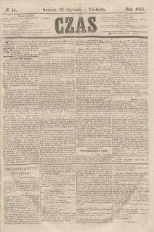Czas. [R.8], № 16 (21 stycznia 1855)