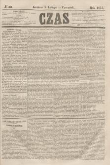 Czas. [R.8], № 30 (8 lutego 1855)