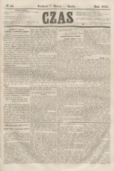 Czas. [R.8], № 53 (7 marca 1855)