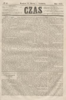 Czas. [R.8], № 57 (11 marca 1855)