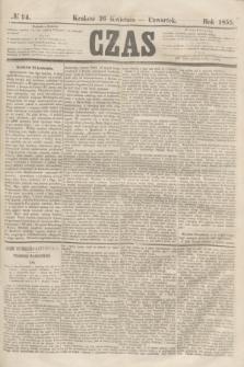 Czas. [R.8], № 94 (26 kwietnia 1855)