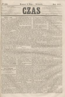 Czas. [R.8], № 103 (6 maja 1855)
