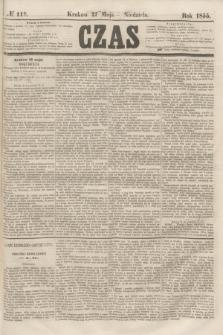 Czas. [R.8], № 119 (27 maja 1855)