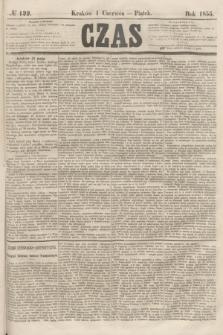 Czas. [R.8], № 122 (1 czerwca1855)