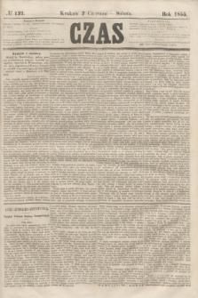 Czas. [R.8], № 123 (2 czerwca 1855)