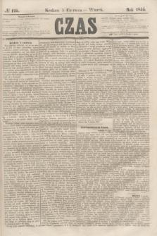 Czas. [R.8], № 125 (5 czerwca 1855)