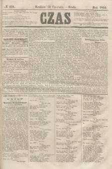 Czas. [R.8], № 131 (13 czerwca 1855)