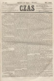 Czas. [R.8], № 159 (17 lipca 1855)