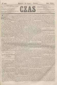 Czas. [R.8], № 169 (28 lipca 1855)