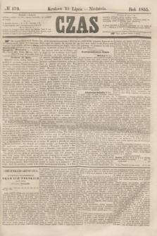 Czas. [R.8], № 170 (29 lipca 1855)
