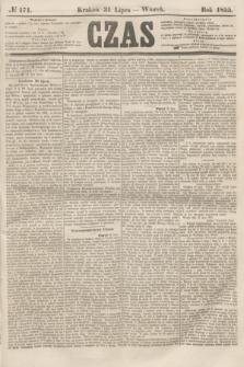 Czas. [R.8], № 171 (31 lipca 1855)