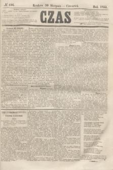 Czas. [R.8], № 196 (30 sierpnia 1855)