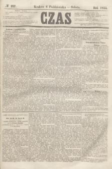 Czas. [R.8], № 227 (6 października 1855)