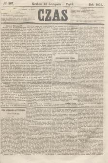 Czas. [R.8], № 267 (23 listopada 1855)