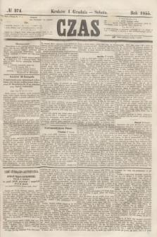 Czas. [R.8], № 274 (1 grudnia 1855)