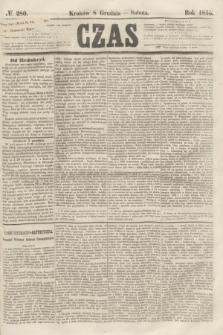 Czas. [R.8], № 280 (8 grudnia 1855) + dod.