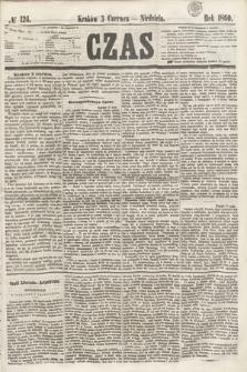Czas. [R.13], № 126 (3 czerwca 1860) + dod.