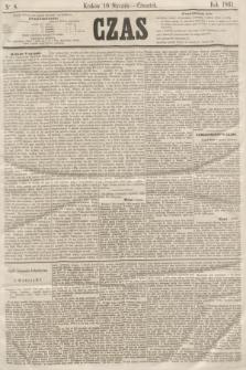 Czas. [R.14], Ner 8 (10 stycznia 1861)