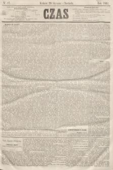 Czas. [R.14], Ner 17 (20 stycznia 1861)