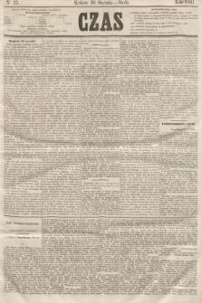 Czas. [R.14], Ner 25 (30 stycznia 1861)