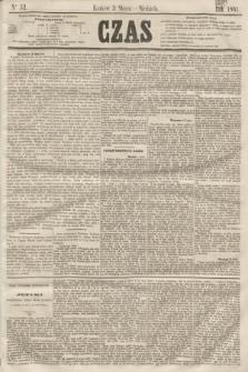 Czas. [R.14], Ner 52 (3 marca 1861)