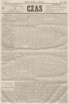 Czas. [R.14], Ner 58 (10 marca 1861)