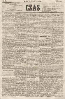 Czas. [R.14], Ner 79 (5 kwietnia 1861)