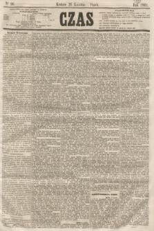 Czas. [R.14], Ner 96 (26 kwietnia 1861)