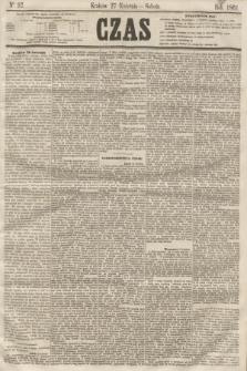 Czas. [R.14], Ner 97 (27 kwietnia 1861)