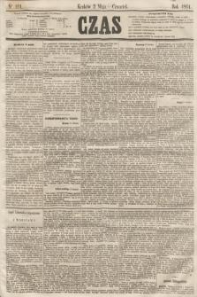 Czas. [R.14], Ner 101 (2 maja 1861) + dod.