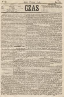 Czas. [R.14], Ner 126 (5 czerwca 1861) + dod.