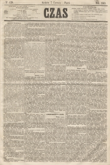 Czas. [R.14], Ner 128 (7 czerwca 1861)