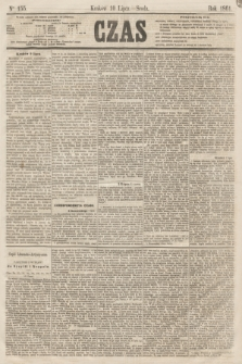 Czas. [R.14], Ner 155 (10 lipca 1861)