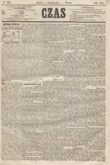 Czas. [R.14], Ner 225 (1 października 1861)
