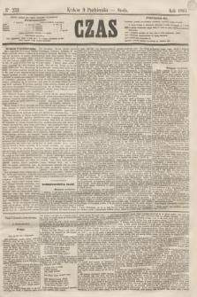Czas. [R.14], Ner 232 (9 października 1861)