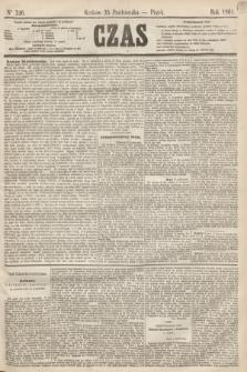 Czas. [R.14], Ner 246 (25 października 1861)