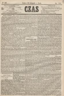 Czas. [R.14], Ner 267 (20 listopada 1861)