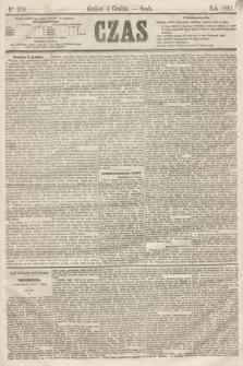 Czas. [R.14], Ner 279 (4 grudnia 1861)