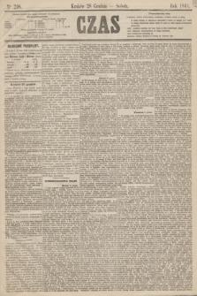 Czas. [R.14], Ner 298 (28 grudnia 1861)