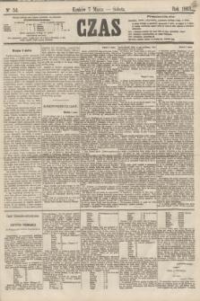 Czas. [R.16], Ner 54 (7 marca 1863)