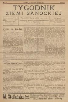 Tygodnik Ziemi Sanockiej. 1911, nr12