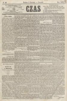 Czas. [R.16], Ner 80 (9 kwietnia 1863)